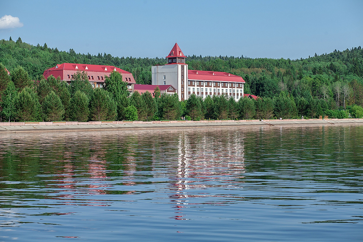 Pine Forest, Vasilyevo (sanatorium). Medical tours to Tatarstan
